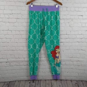 Disney Drawstring Waist Youth Pajama Bottom Size L